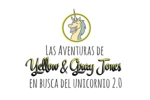 Las aventura de Yellow & Gray Jones