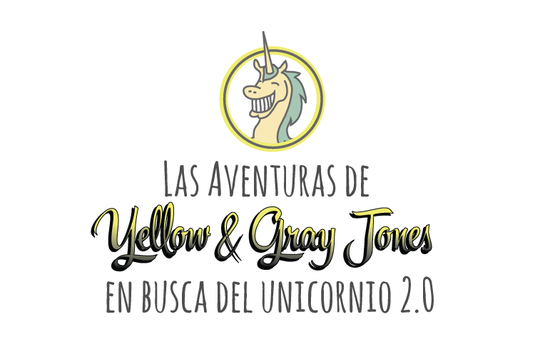 Las aventura de Yellow & Gray Jones