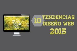 10 tendencias de diseño web para 2015: Infografía