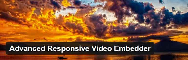 Advanced Responsive Video Embedder Plugin WordPress aumentar el tiempo de permanencia en una web Bee Ingenious