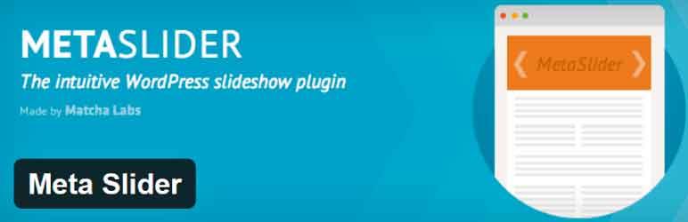 Meta Slider Plugin WordPress aumentar el tiempo de permanencia en una web Bee Ingenious