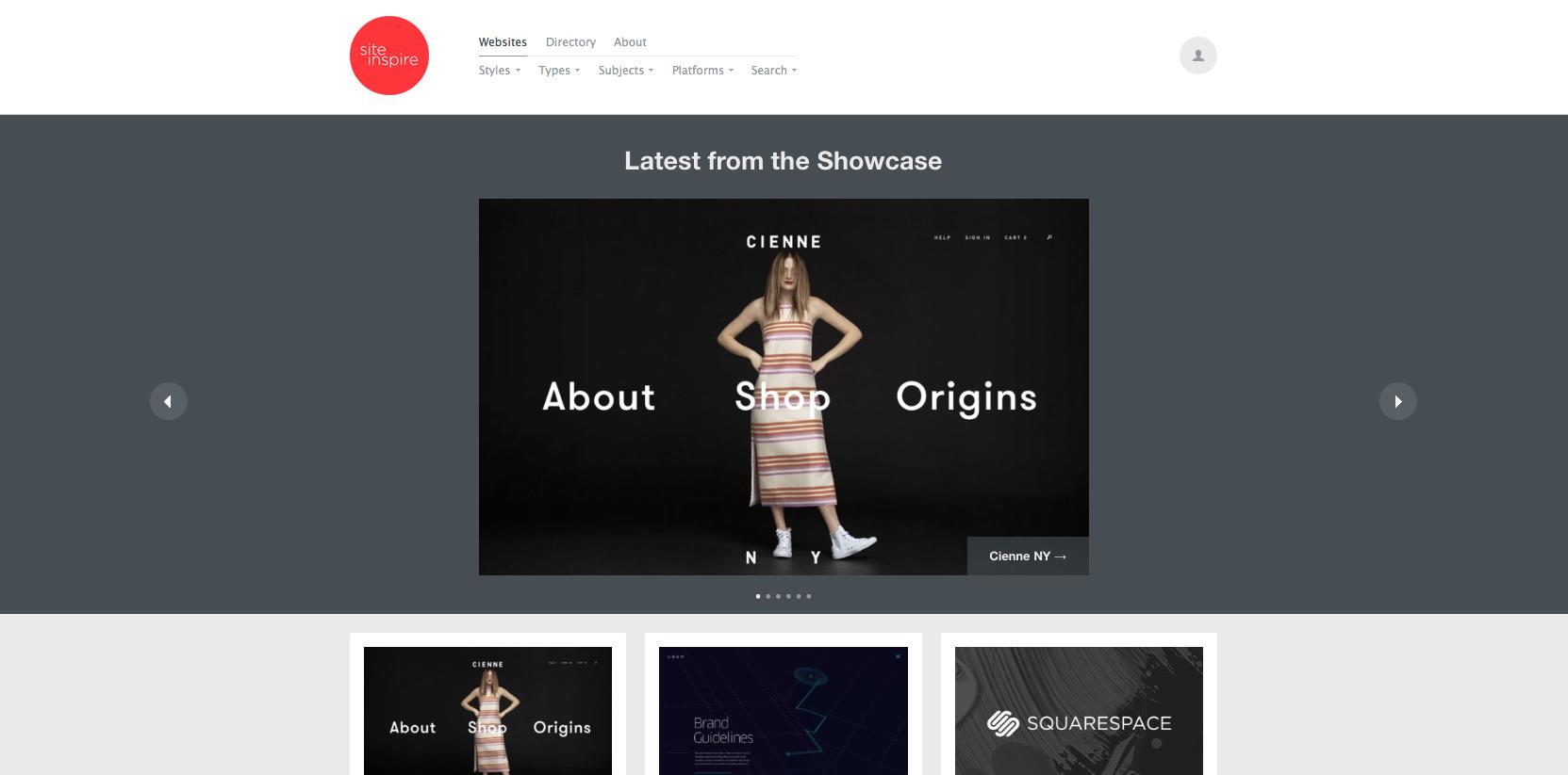 Inspiración para emprendedores  site inspire bebe ingenious