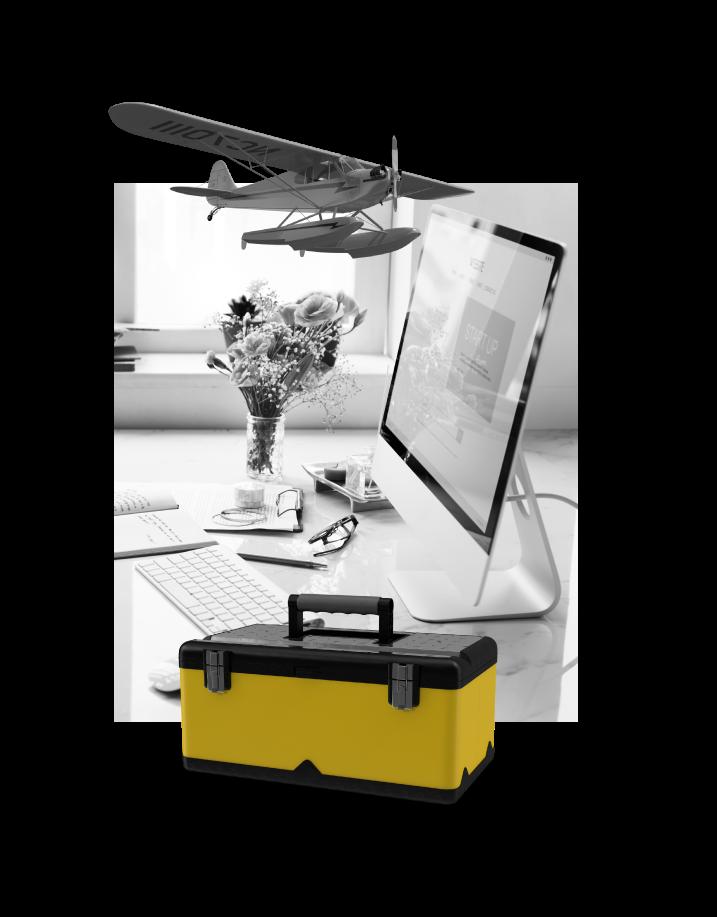 MidiJob Bee Ingenious - Landing Pro Exprés