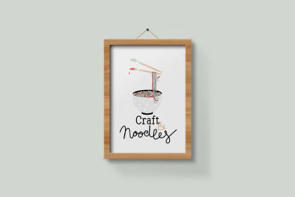 Craft and Noodles - Bee Ingenious