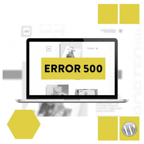 Solución error 500